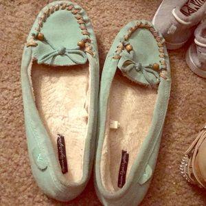 House slippers !! AE.